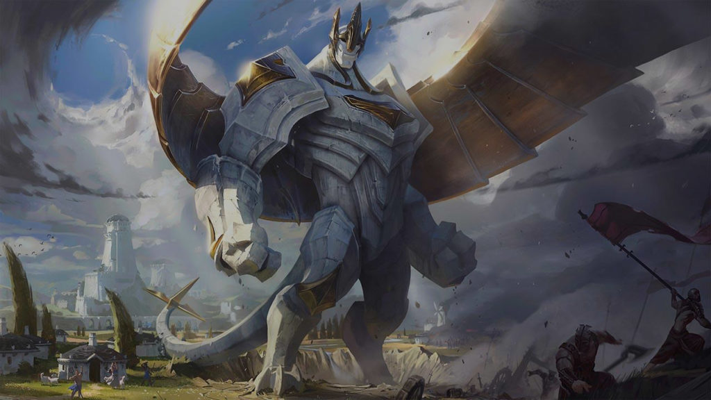 Galio reworked